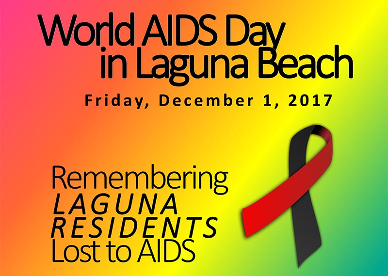 Shanti Orange County World AIDS Day
