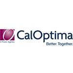 Cal Optima Better Together Logo