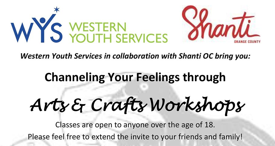 Shanti Orange County Provides Mental Health And Case Management